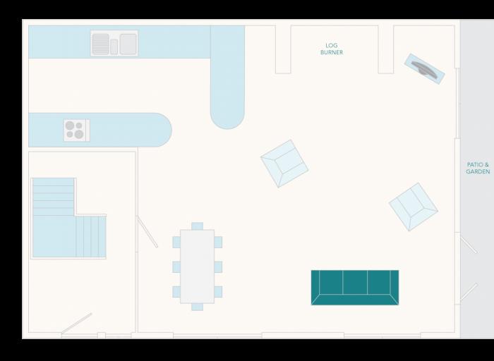 Vat House Ground Floor Plan