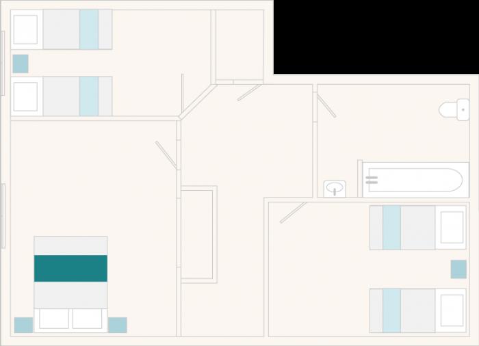 Waterwheel First Floor Plan
