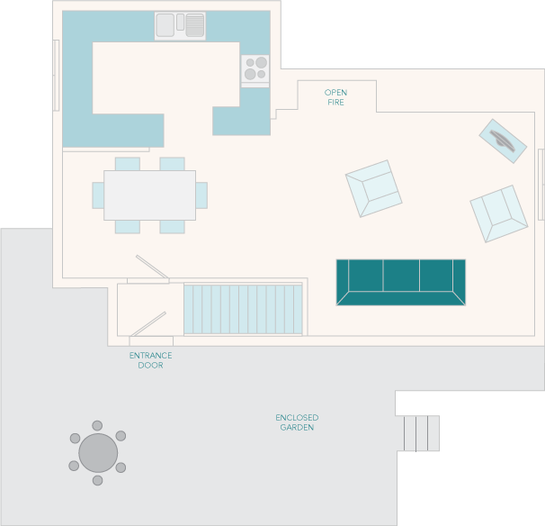 Waterwheel Ground Floor Plan