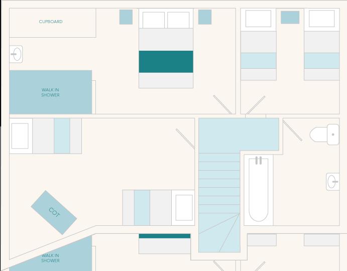 2 Salle Cottage Ground Floor Plan