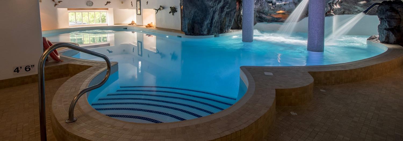 Tuckenhay indoor pool