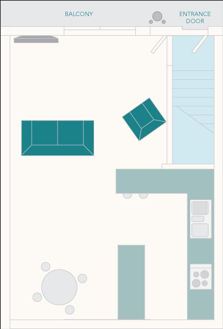 Mill Spring Ground Floor Plan